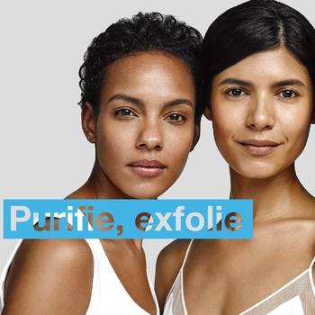 - Exfolie,  - Élimine les imperfections,  - Resserre les pores dilatés,  - Affine le grain de peau,  - Purifie la peau.   Une gamme qui vous aide à résoudre vos problématiques de peau grasse à tendance acnéique !   #neostrata #neostrataskincare #skincare #skin #care #routine #soin #skincareroutine #skincareactive #clarify
